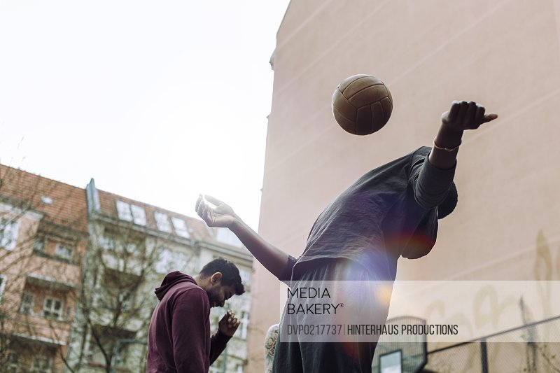 Playing Urban Soccer