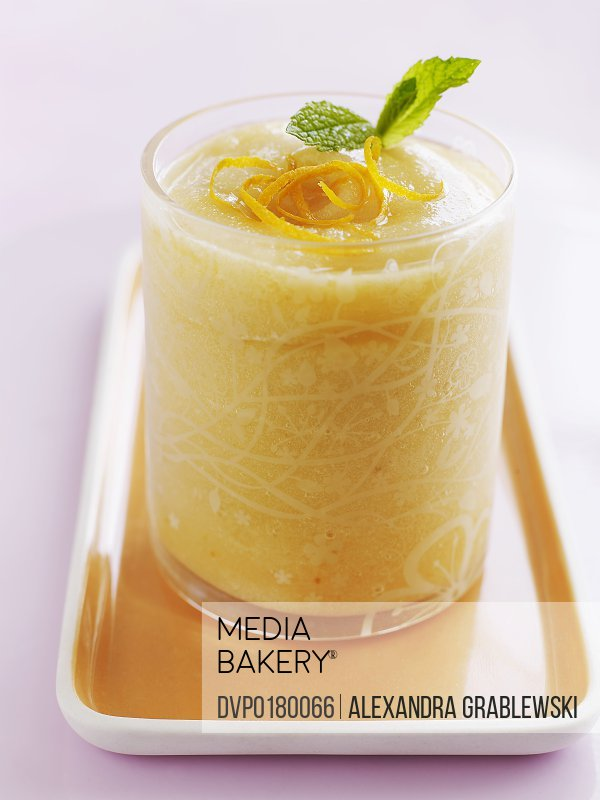 Frozen Apricot Drink