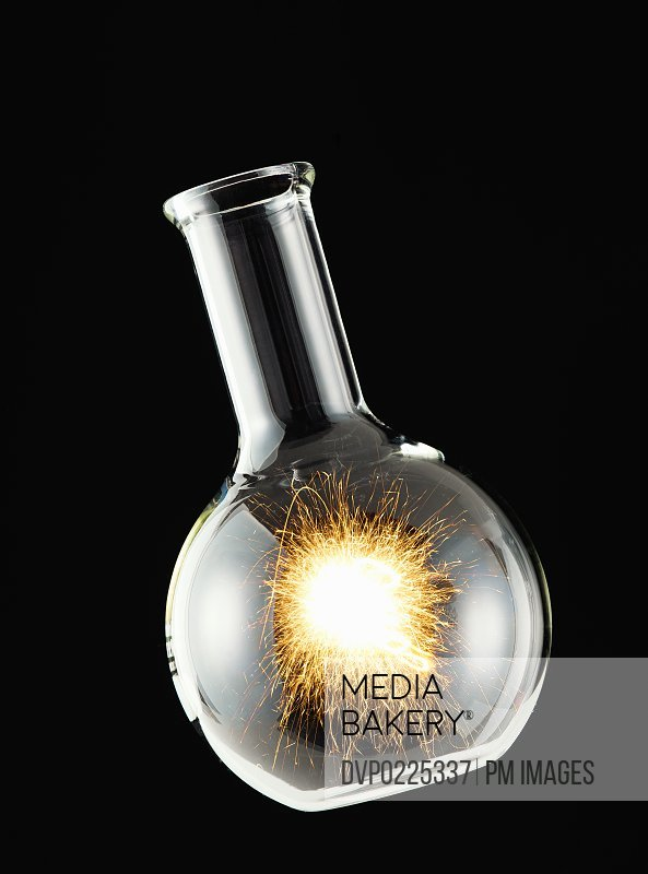 Sparks In A Flask