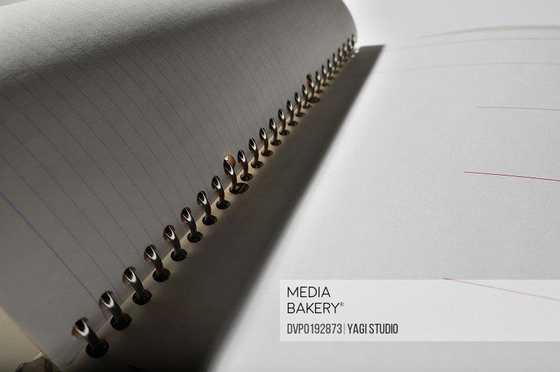 Loose-leaf notebook