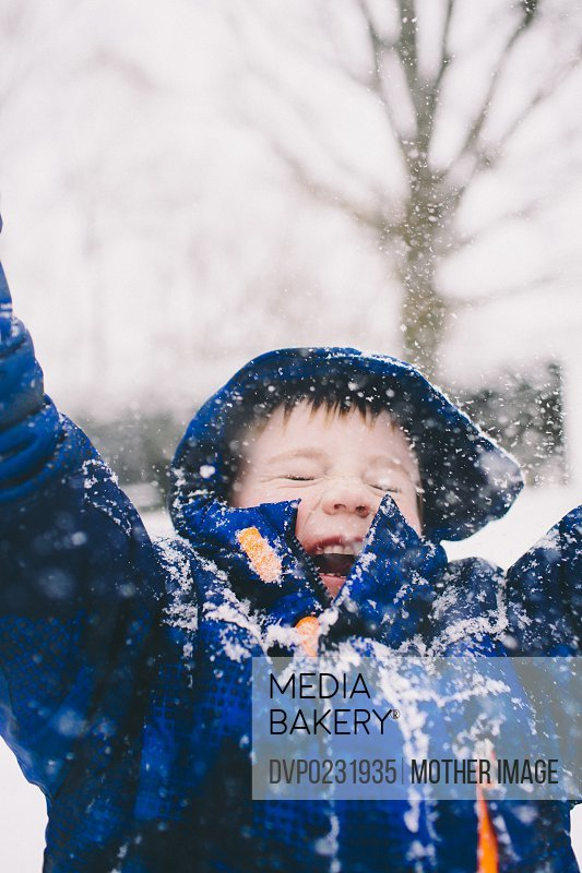 Snowy Day Activities