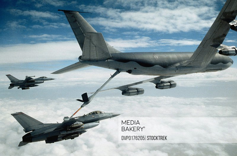 Military Aircraft Refueling