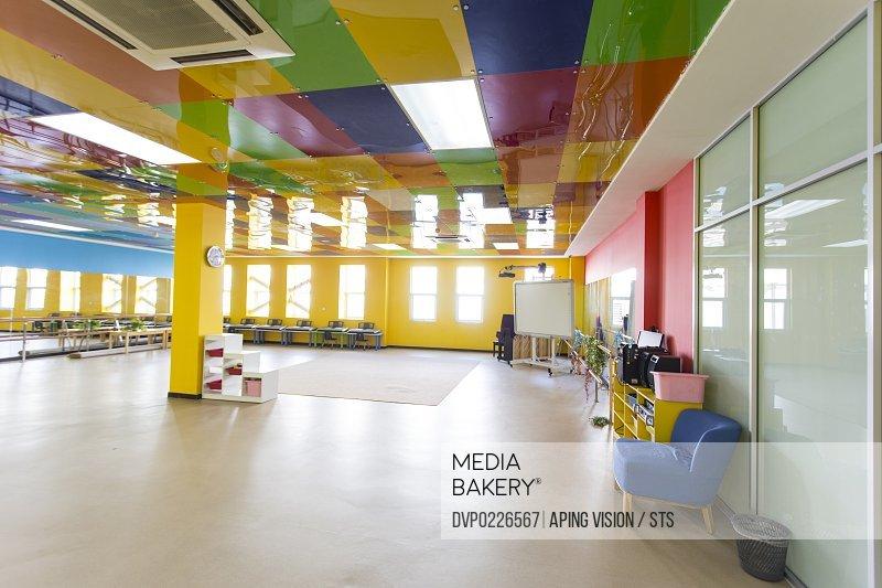 kindergarten multi-function room