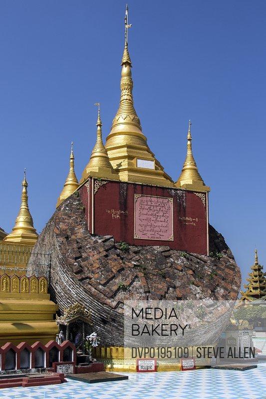 Shwemawdaw Paya - Bago - Myanmar