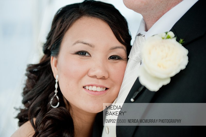 Headshot Chinese Bride