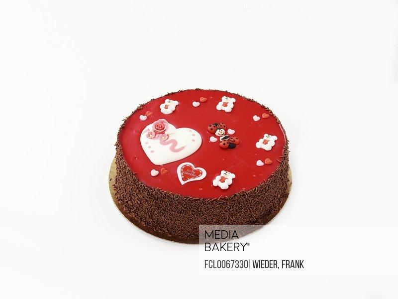 Mediabakery Photo By Stockfood Images Heart Shaped Chocolate