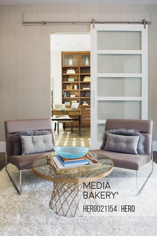 Elegant sitting area