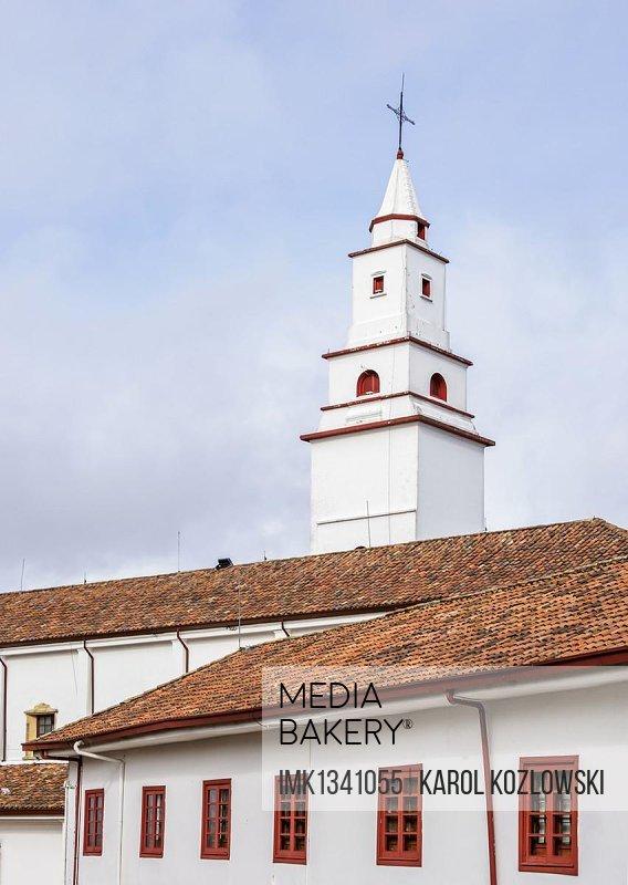 Monserrate Sanctuary, Bogota, Capital District, Colombia