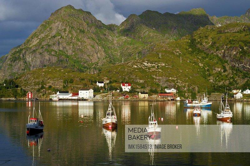Lofoten, Norway, Scandinavia, Europe