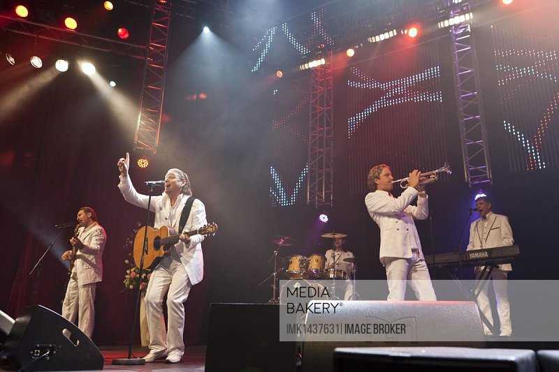 The Austrian pop band