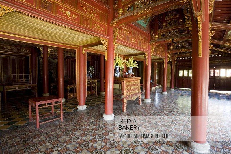 Citadel of Hue, Vietnam, Southeast Asia, Asia