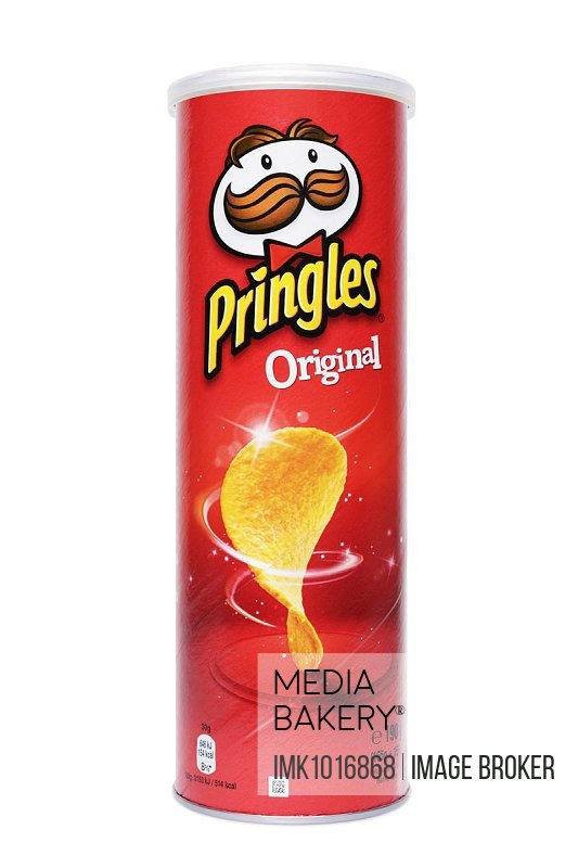 Pringles, cut out