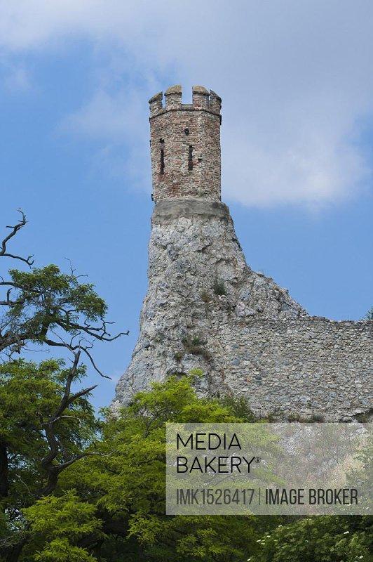 Devin Castle, Bratislava, Slovakia, Europe, PublicGround, Europe
