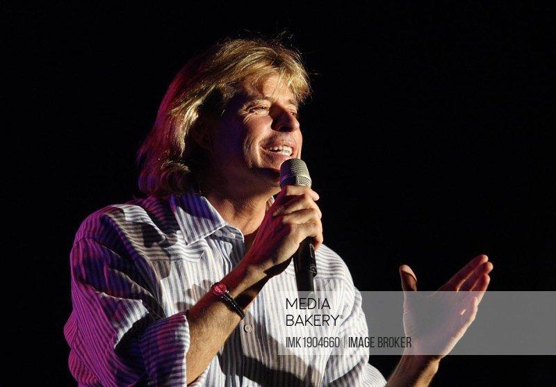 Hansi Hinterseer, crooner