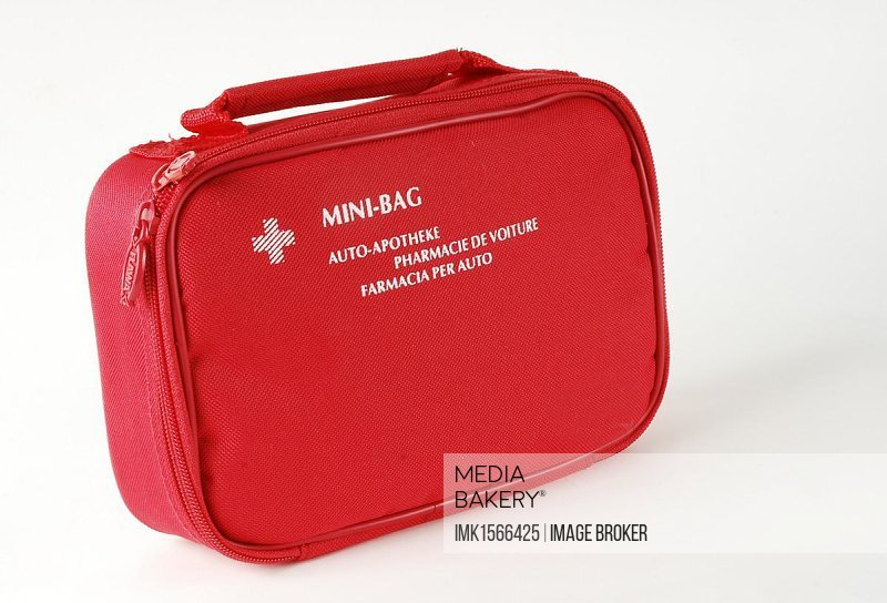Car first-aid kit