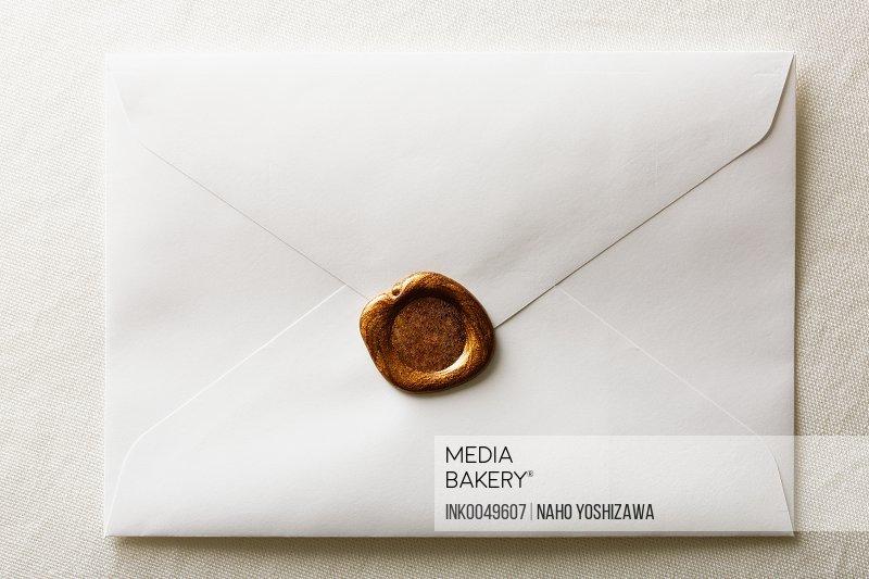 Antique letter