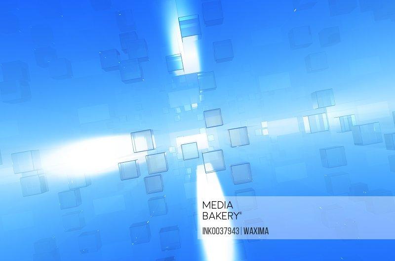 CG communication image