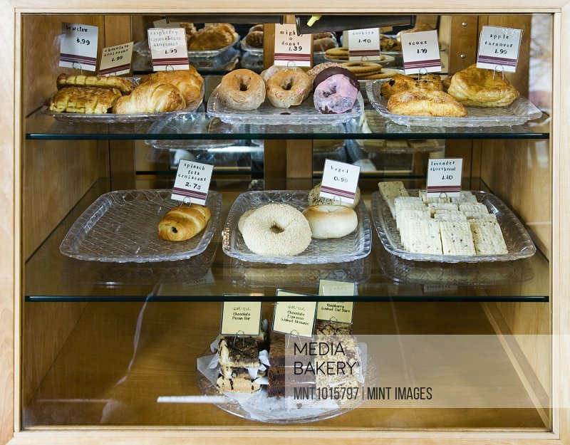 Pastry Items for Sale