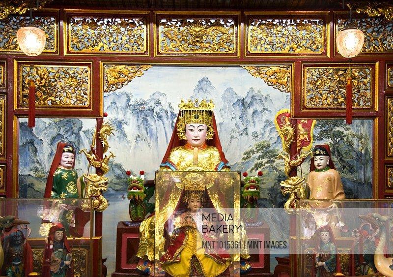 Cantonese Temple, Asia