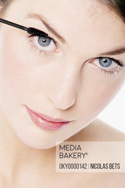 Woman make-up