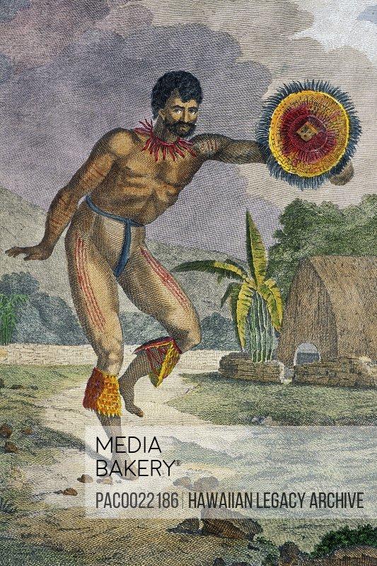 Mediabakery - Photo by Pacific Stock - C 1784 Hawaii, Art