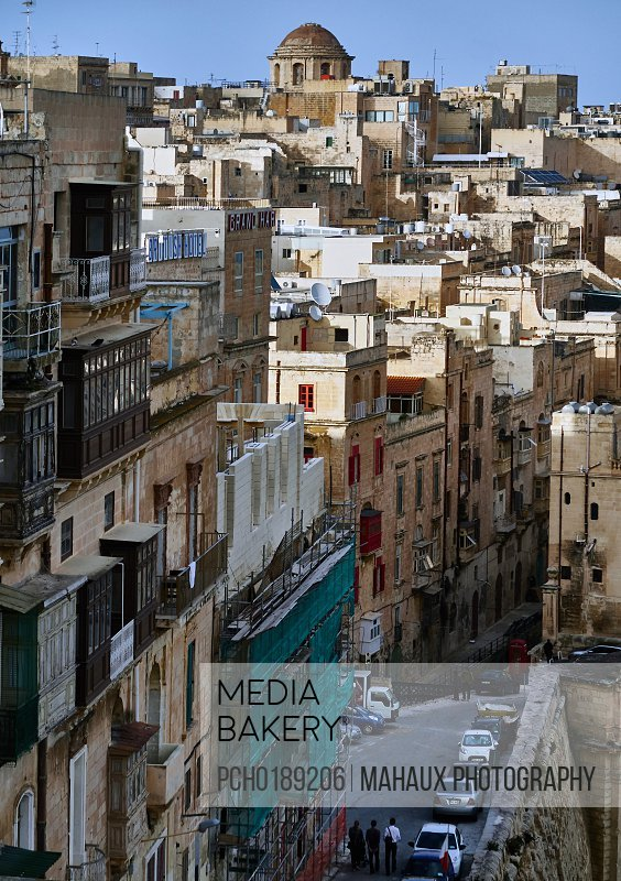 Valetta the capital of Malta