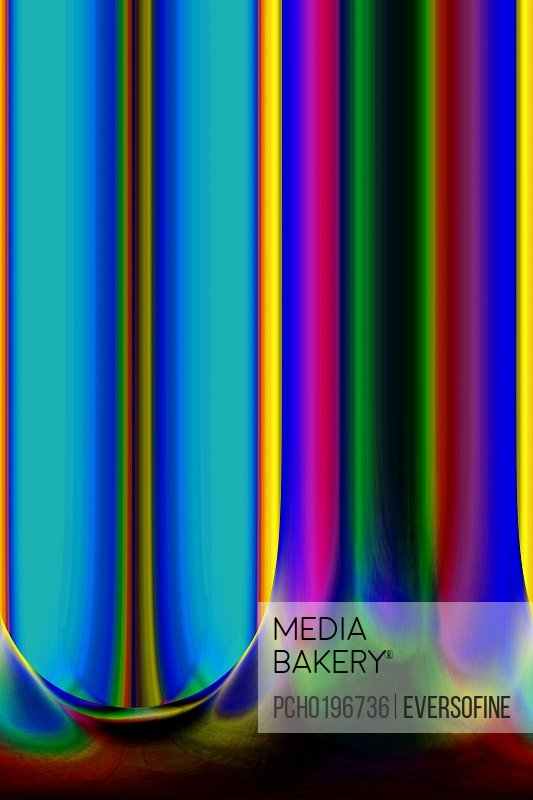 vertical color abstract