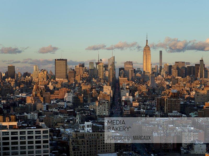 New York City Sundown