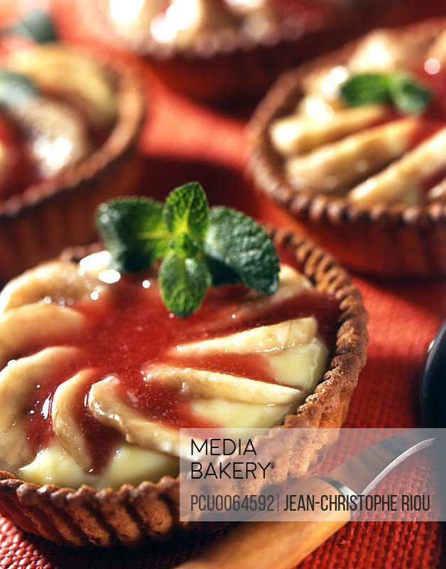 Express West Indian-style tartlets
