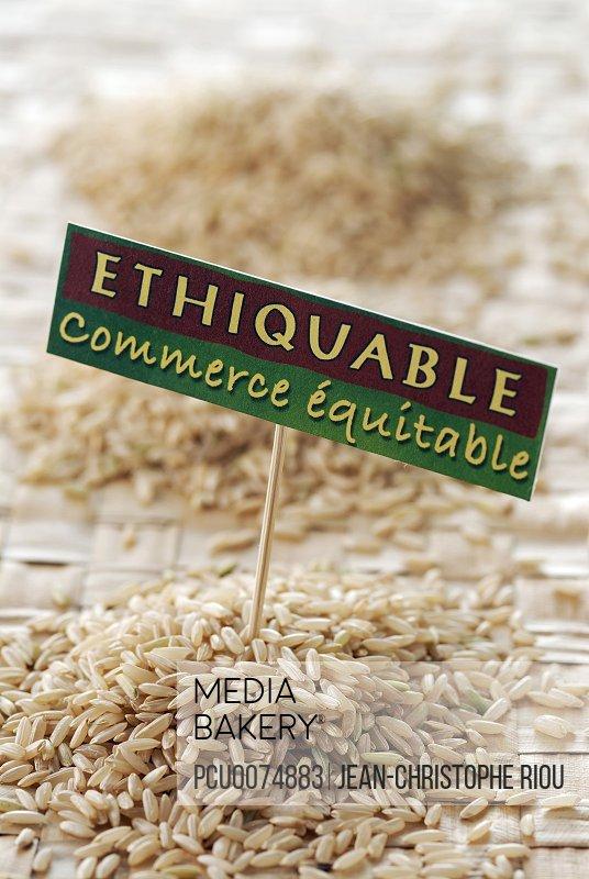 Fair trade rice
