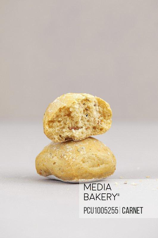 Small bread buns