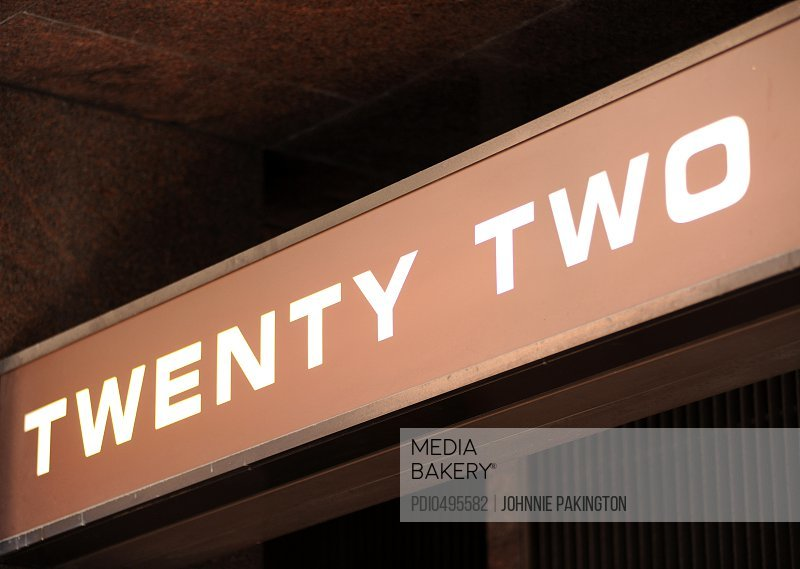 Twenty Two/n