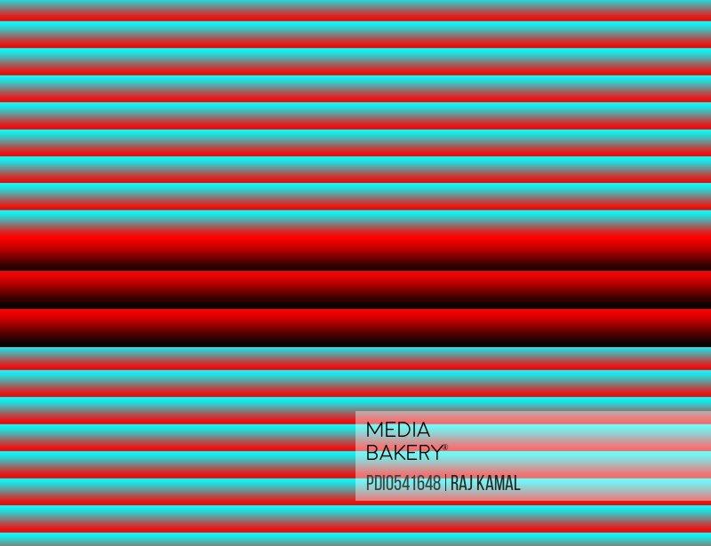 Horizontal Lines Creative Abstract Design