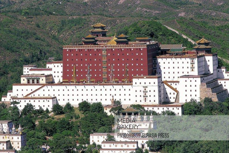 China, Hebei Province, Chengde, Temple of Potaraka Doctrine, 1772