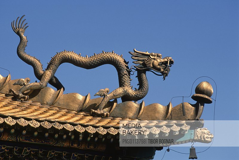 China, Hebei, Chengde, Temple of Happiness and Longevity,