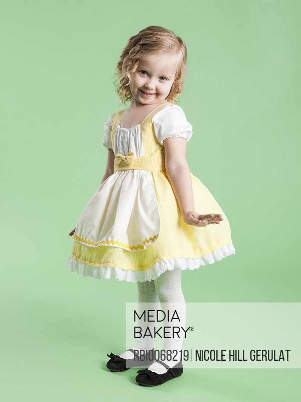 Goldilocks Costume For