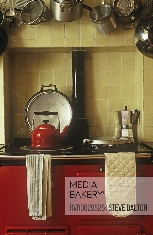 Mediabakery Photo By Red Cover A Detail Of A Country Kitchen