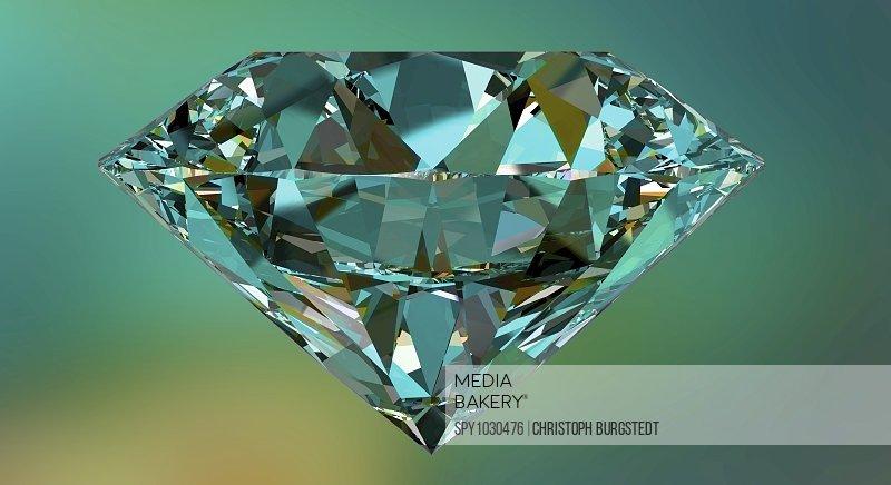 Diamond, illustration