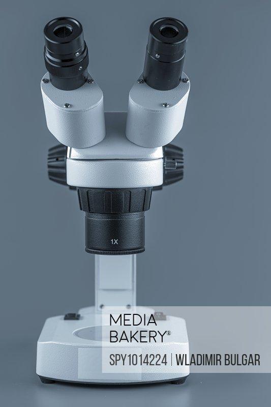 Light microscope.