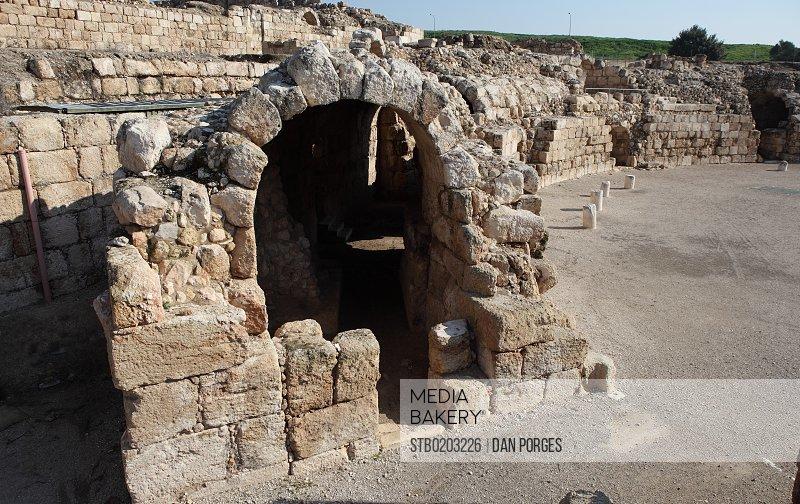 Ancient entertainment location