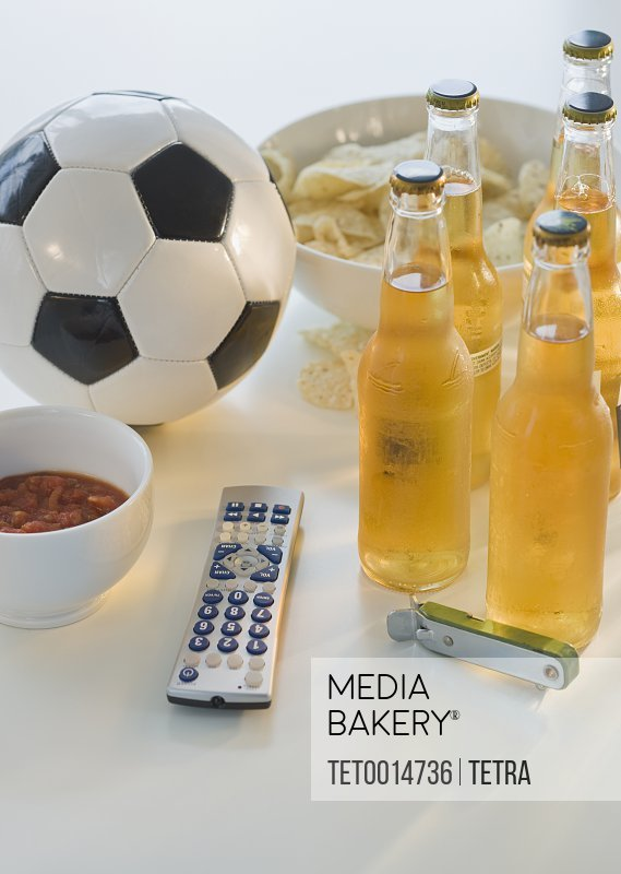 Sports party essentials