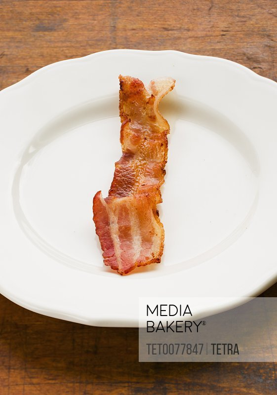 Fried bacon