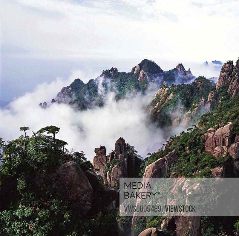 Sanqing Mountain Jiangxi China