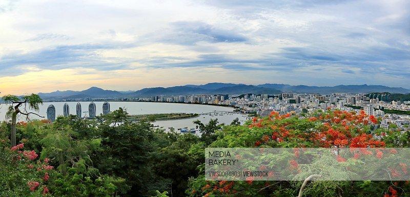 Seaview in Sanya Hainan