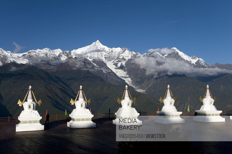 Stupa in Yunnan China