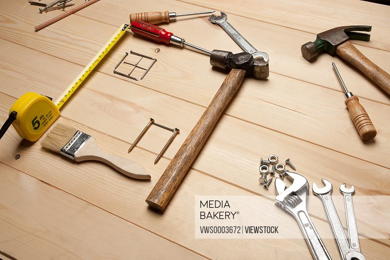 A variety of tools