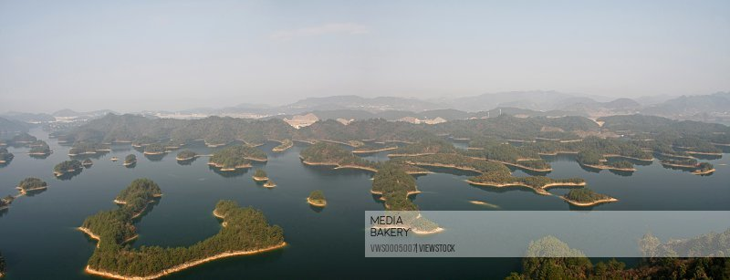 Qiandao Lake scenery