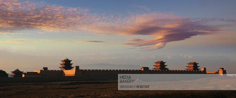 Jiayuguan Gansu Province