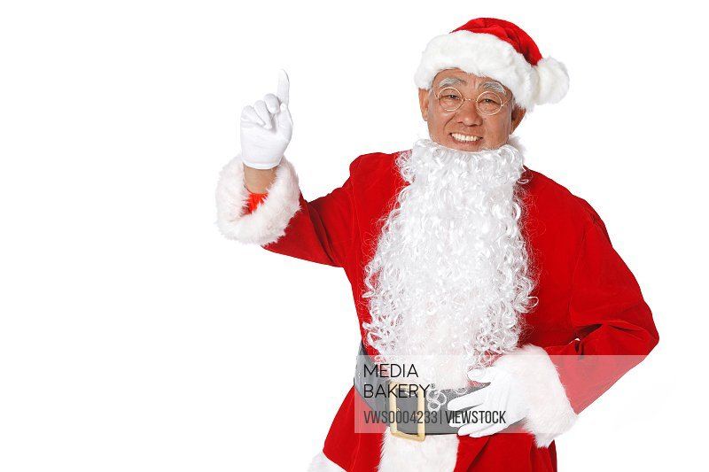 Oriental Santa Claus