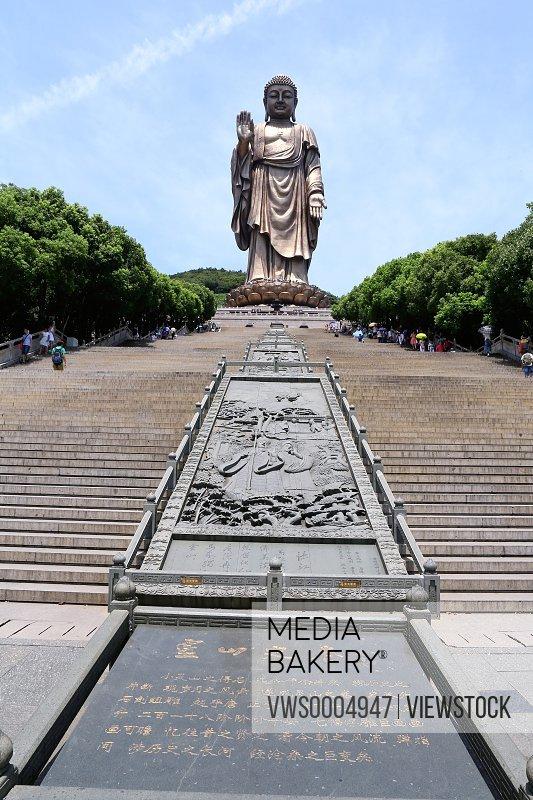 Giant Buddha in Wuxi